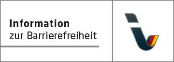 """Kennzeichen """"Information zur Barrierefreiheit"""""""