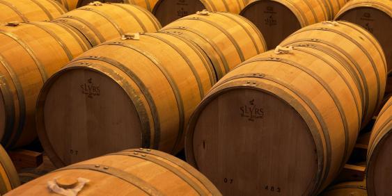 Whisky-Fasslager