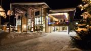 Außenansicht Seeforum Rottach-Egern Winter