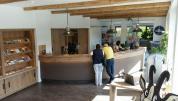 Innenbereich Tourist-Info Bad Wiessee