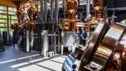 Brennfässer Lantenhammer Destillerie