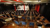 Bestuhlung kleiner Saal Kultur im Oberbräu
